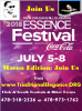 Essence Festival Trip 2018 Traditional Elegance & AJ the DJ Entertainment