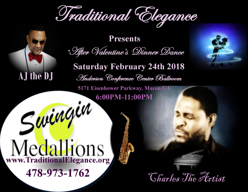 Valentine's Ball 2018 Entertainers